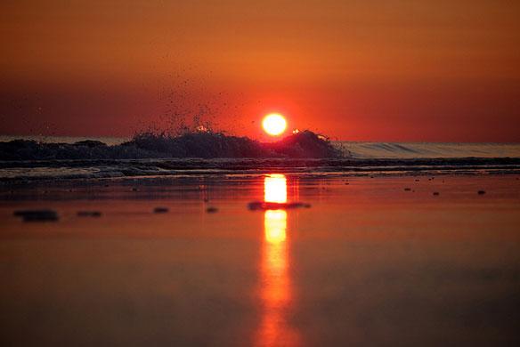 soleil-rouge