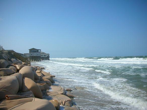 Coastal N.C Counties Fighting Sea Level Rise Prediction