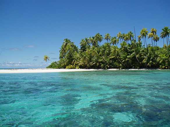 Green Rights Are Humans Rights : The Chagos Islands Case