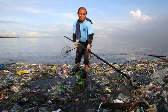 Plastic Bag: A Short History Of The Ubiquitous Sack