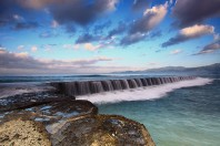 Vast coastal erosion threatens Bali shorelines