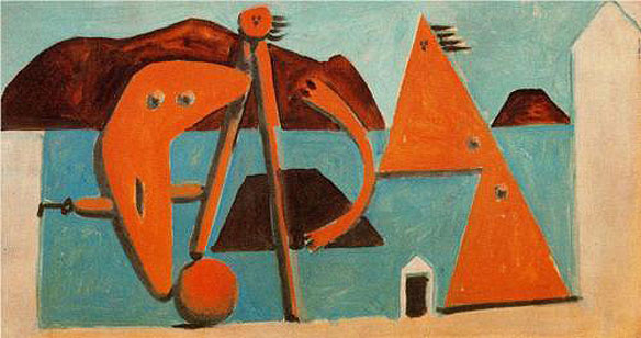 Picasso and Beach Culture: a Cocktail of Sand and Sensuality