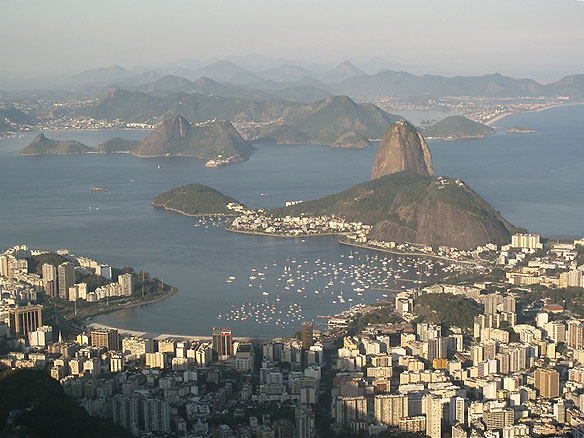 Rio summit exposes Guanabara Bay's Dire Pollution