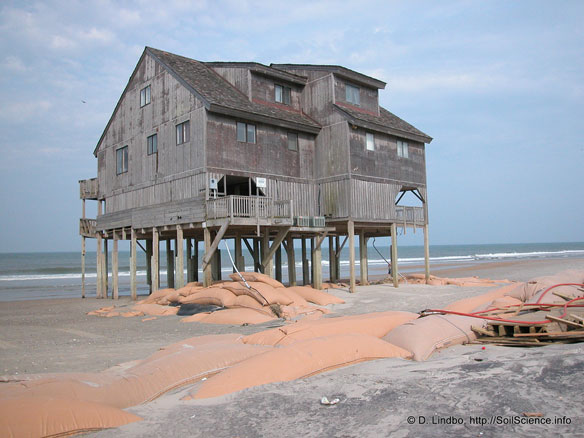 Study details significant sea level rise