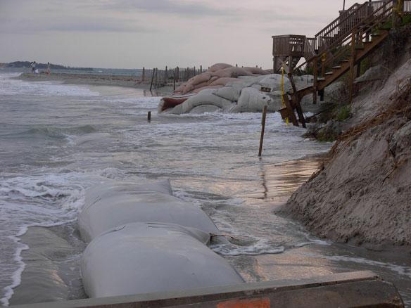 Senate Panel Approves Sea-Level Rise Bill, North Carolina