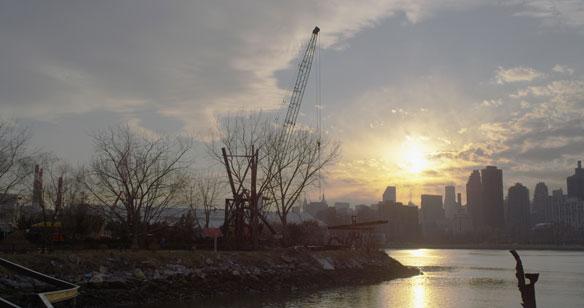 Alan Gastelum, Photographer, Lobbies New York City To Address East River Garbage