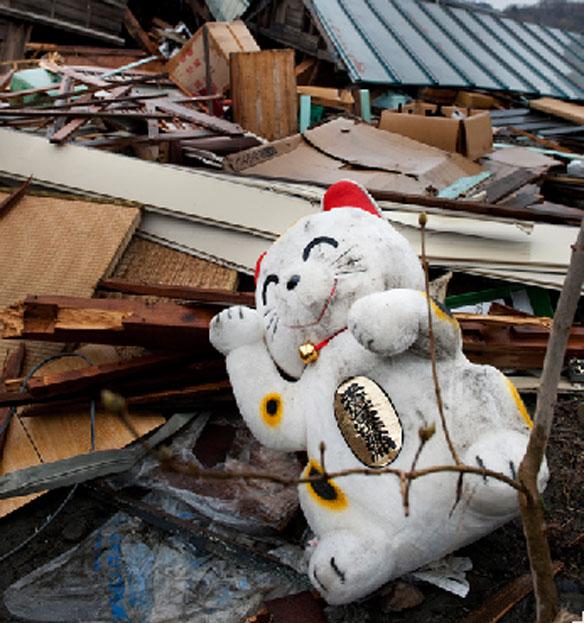 Find Tsunami Debris On The Oregon Coast? Call 211