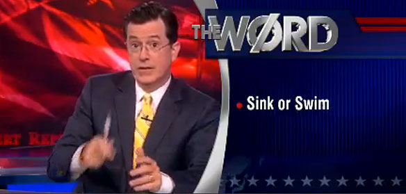 The Word: Sink or Swim