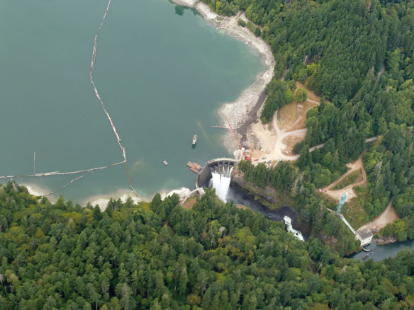 In an era of extreme weather, concerns grow over dam safety