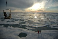 Scientists Explore Changing Arctic Ocean