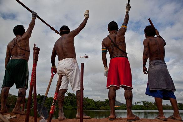 Belo Monte Dam Construction Halted By Brazilian Court