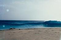 Panoramic Beachbreak; By Scott Soens