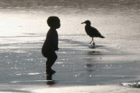 CHILDREN AT GREATEST RISK FROM OIL SPILL
