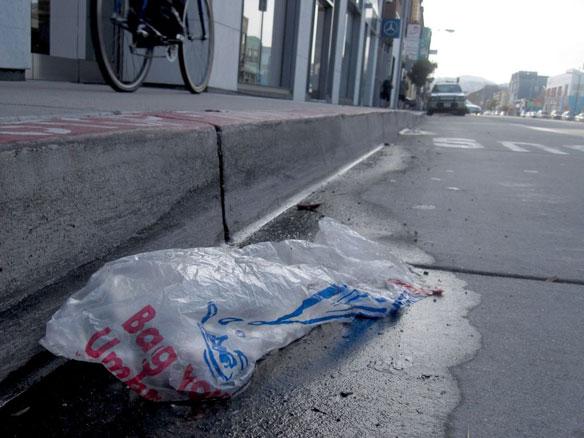 San Francisco Plastic Bag Ban Gets Go Ahead From Judge