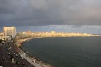 Alexandria Originally Aligned With Sun on King's Birthday