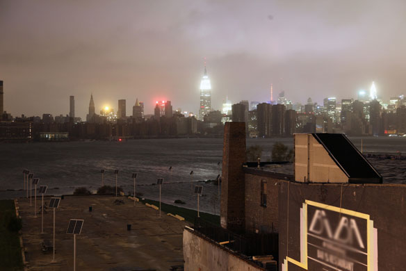 Hurricane Sandy's Storm Surge Wreaks Havoc As Its Energy And Trajectory Stun Experts