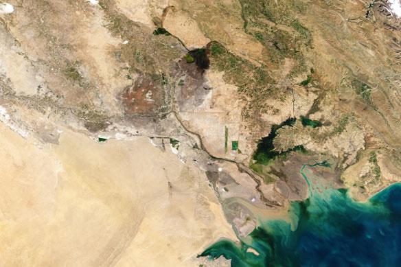iraq-delta-marshes-nasa