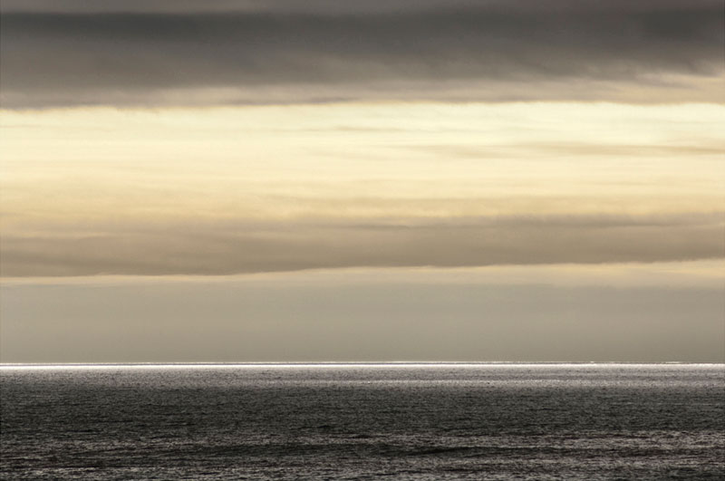 Oceanscapes – One View – Ten years; By Renate Aller