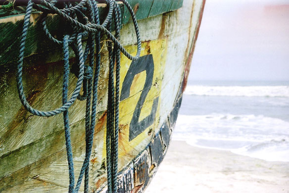 West African Fishing Communities Drive Off  Pirate Fishing Trawlers