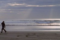 Sand Man – The Sand Art of Peter
