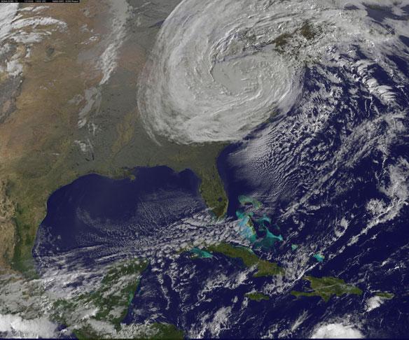 Hurricane Sandy: Live Updates