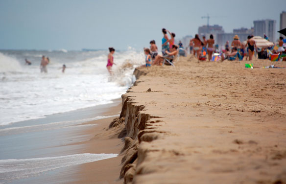 Virginia Beach Erosion
