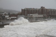 Catastrophic flooding hits Northeast as Sandy plows ashore