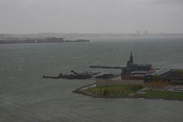Sandy-Battered NYC, NJ Prepare for New Storm
