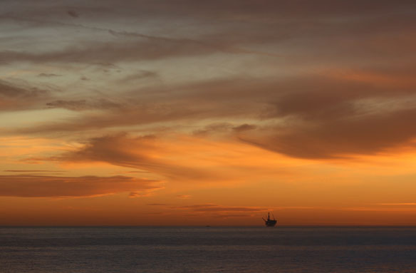 oil-platform-sunset