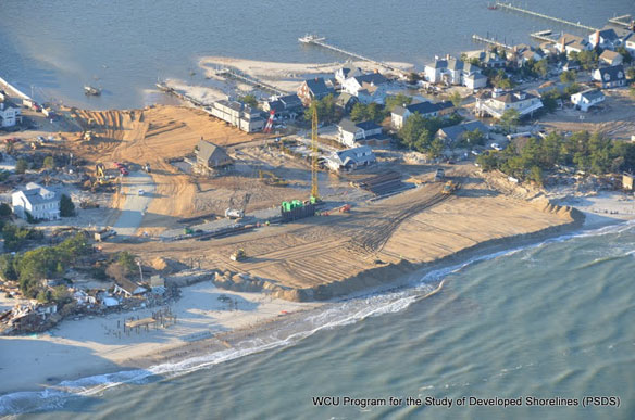 Post Sandy: Most Recent Aerial Images of New Jersey and New York Shoreline