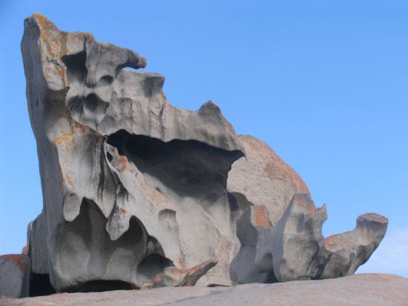 rock-sculpture