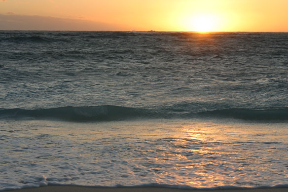 soleil-mer