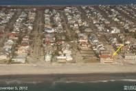 North Carolina, Delmarva Coastlines Changed by Hurricane Sandy