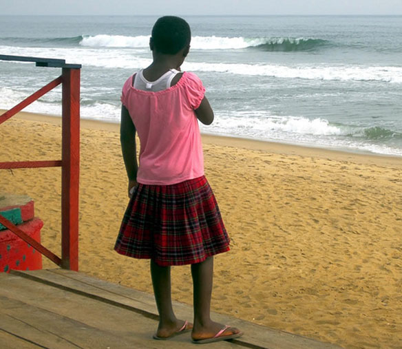 Liberia's Poor and the Rising Sea