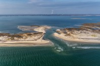 Lidar Confirms Sandy's Dramatic Coastal Change Impacts and Future Coastal Vulnerability