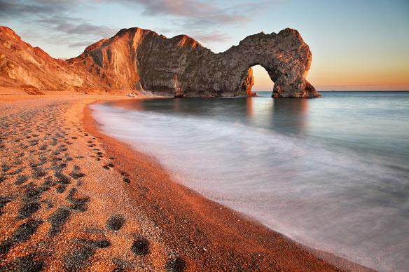 Unesco-Designated World Heritage Coast At Risk