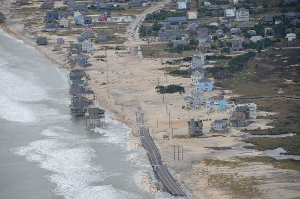 Climate Change Impacts to U.S. Coasts Threaten Public Health, Safety and Economy
