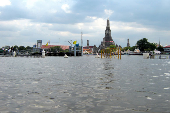 Too Big to Flood? Megacities Face Future of Major Storm Risk
