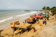 Sand-Mining Threatens Homes And Livelihoods In Sierra Leone