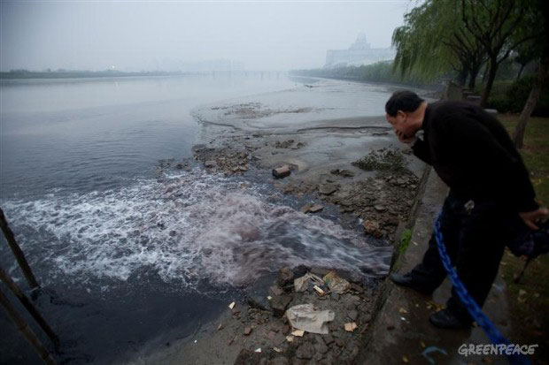 A river of rubbish: the ugly secret threatening China's most beautiful city