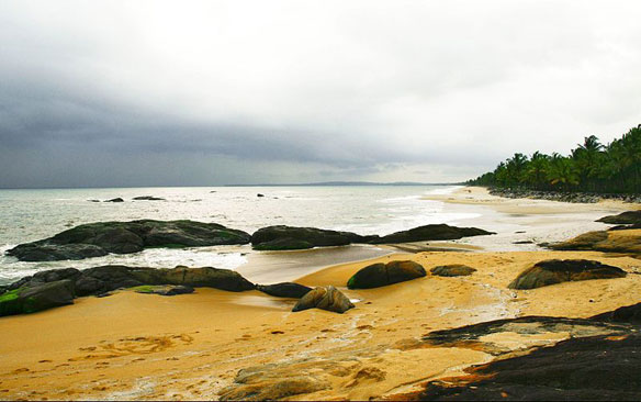 Beach Sand Mining Rampant, Malabar Coast, India