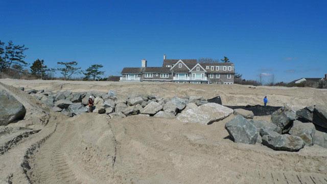 Southampton Beach Projects Violate Permits