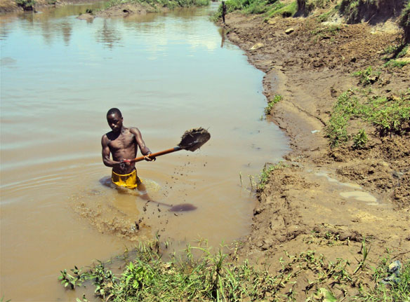 Kenya: Sand Mining Threatens To Displace Thousands