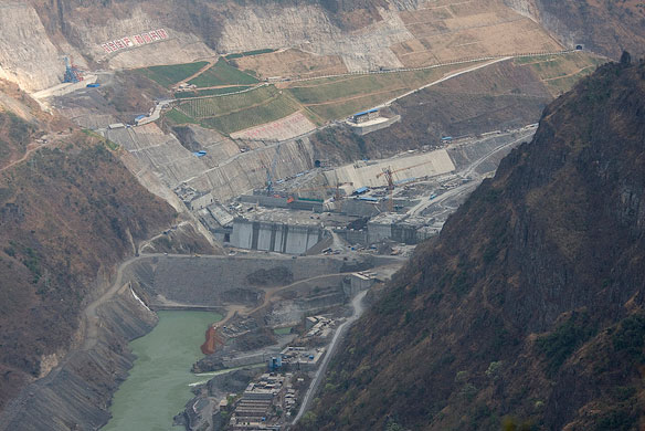 Small Dams On Chinese River Harm Environment More Than Expected, study finds