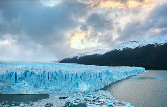 As Glaciers Melt, Science Seeks Data on Rising Seas