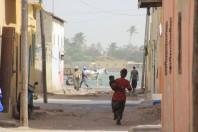 Coastal Erosion, Senegal