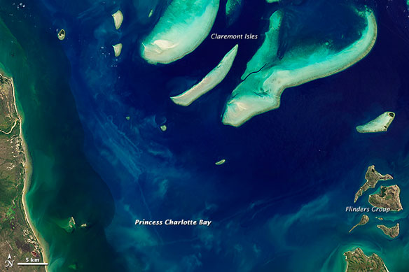 A Better Eye on Reefs, Australia