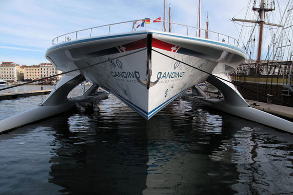 Solar Boat Türanor Becomes a Research Vessel to Study Climate Change