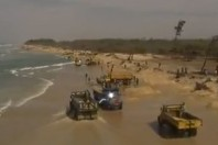 Senegal President asks the Government to take measures to stop illegal beach and dunes sand mining along Senegal coast