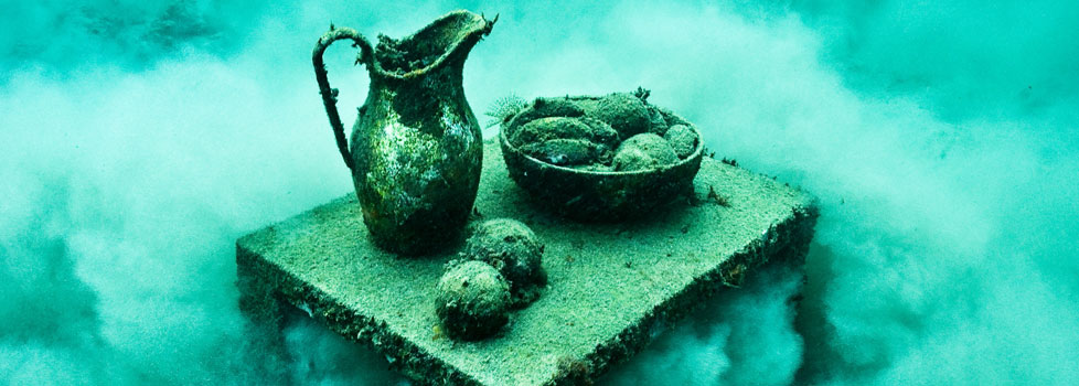 Europe's first underwater museum opens off Spain's Lanzarote island